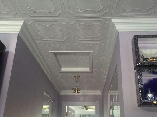 Hallway-Ceiling